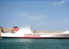 depart bateau marseille tunis