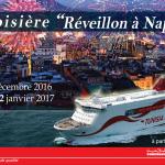 """Croisière """"Réveillon 2017 à Naples_Italie"""" à bord du Tanit - CTN"""